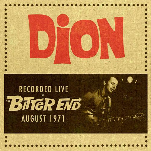 Live At The Bitter End - August 1971 (MP3)