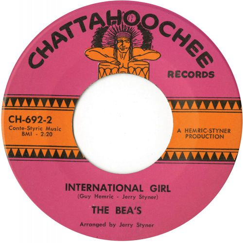 'International Girl' The Bea's