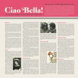 Ciao Bella! Italian Girl Singers Of The 60s LP inner 1