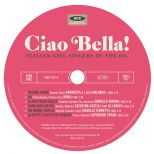 Ciao Bella! Italian Girl Singers Of The 60s LP label side 1