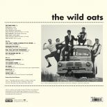 The Wild Oats back cover