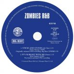 ZOMBIES R&B EP label side 2