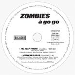 ZOMBIES A Go Go EP label side 2