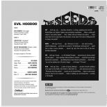 Evil Hoodoo 13+53 LP back cover