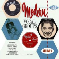Modern Vocal Groups Vol 4 (MP3)