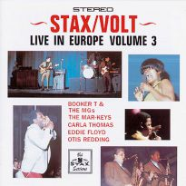 Stax/Volt Live In Europe #3: London To Paris