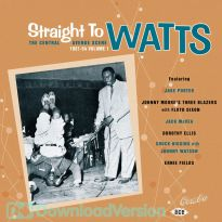Straight To Watts: The Central Avenue Scene 1951-54 Vol 1 (MP3)
