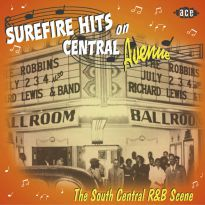 Sure Fire Hits On Central Avenue: The South Central R&B Scene (MP3)
