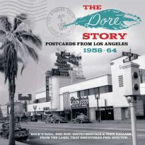 The Doré Story: Postcards From Los Angeles 1958-64 (MP3)