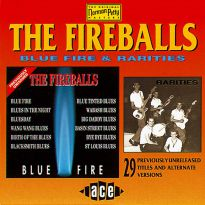 Blue Fire/Rarities (MP3)