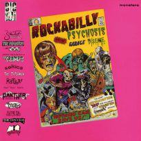 Rockabilly Psychosis And The Garage Disease