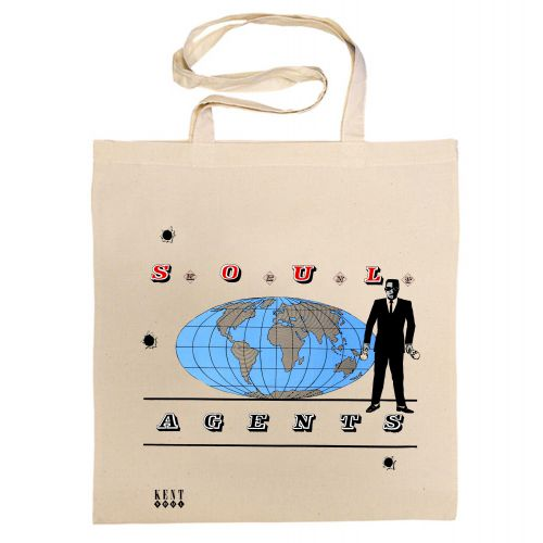 Soul Agents Cotton Bag