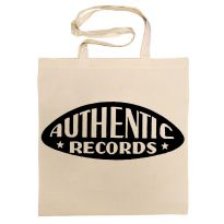 Authentic Records Cotton Bag