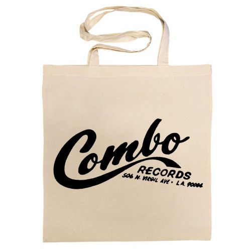 Combo Records, Los Angeles Cotton Bag