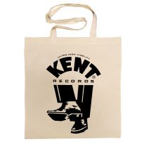 Kent Records 'Shoes' Cotton Bag