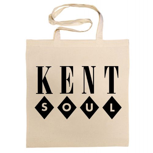 Kent Records Cotton Bag