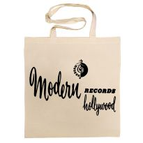 Modern Records Hollywood Cotton Bag