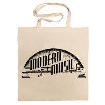 Modern Music Cotton Bag