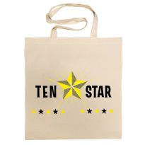 Ten Star Records Cotton Bag