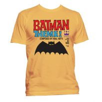 Batman Theme T Shirt