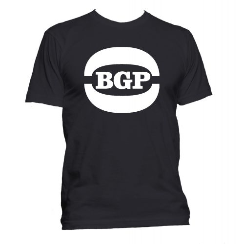 BGP Logo T Shirt Black [36]