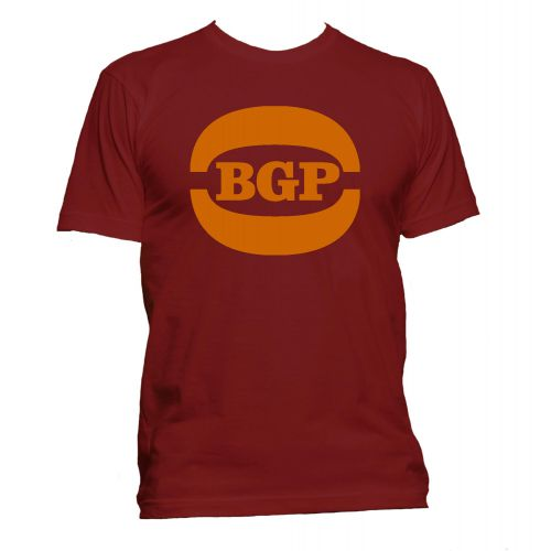 BGP Logo T Shirt Cardinal Red [11]
