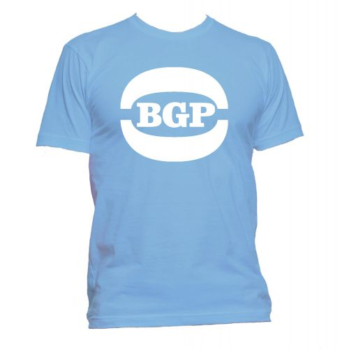 BGP Logo T Shirt Carolina Blue [109]