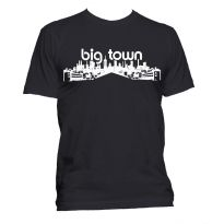 Big Town Records T Shirt