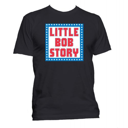 Little Bob Story T Shirt Black [36]