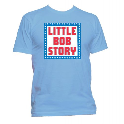 Little Bob Story T Shirt Carolina Blue [109]
