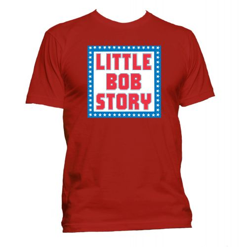 Little Bob Story T Shirt Red [40]