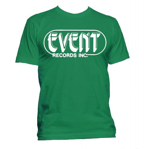 Event Records Inc. T Shirt Irish Green [167]