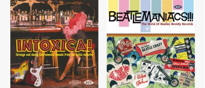 Intoxica and Beatlemaniacs Sleeves