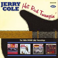 Hot Rod Twangin': The 1960s Crown Recordings (MP3)