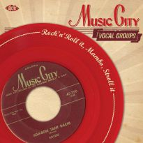 Music City Vocal Groups: Rock'n'Roll It, Mambo, Stroll It (MP3)