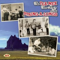 The Tex-Mex Teen Magic Of The String-A-Longs (MP3)