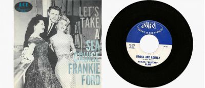 Frankie Ford 'Let's Take A Sea Cruise' and Texas
