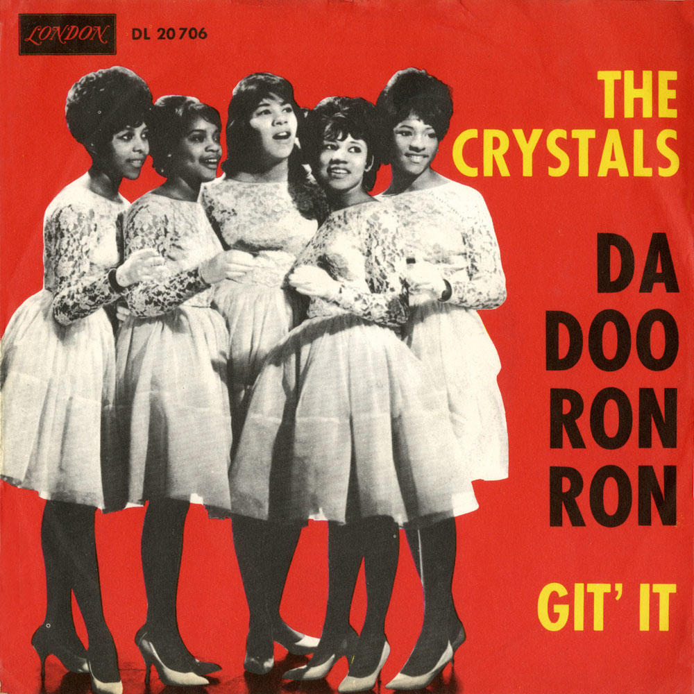 Various Artists Songwriter Series Da Doo Ron Ron